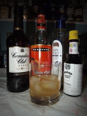 canada cocktial
