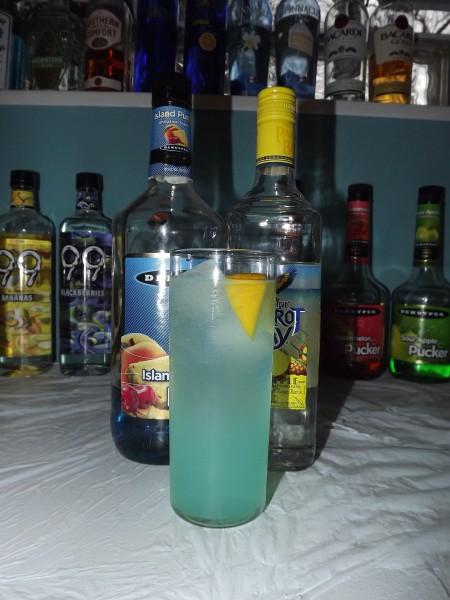 pedro's blue island