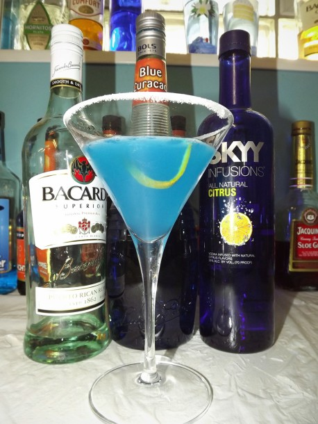 blue marlin cocktail