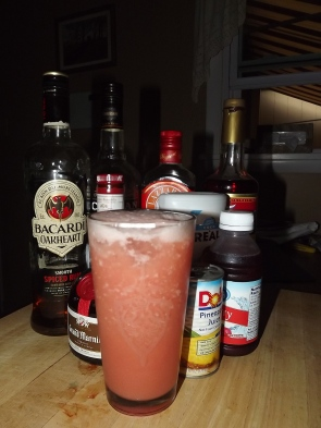 Slipped Disk Cocktail